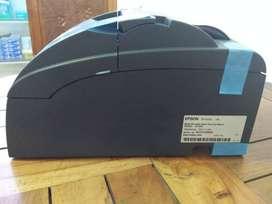 Mini Printer Epson TM-U220 manual cut, perlengkapan kasir