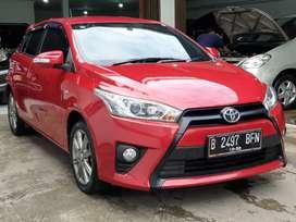 Toyota Yaris G AT Thn 2015 TDP 7 Good Condition