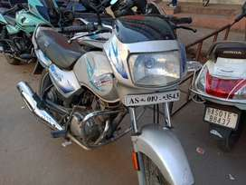 Doctor's own Tvs  Victor bike in good running condition