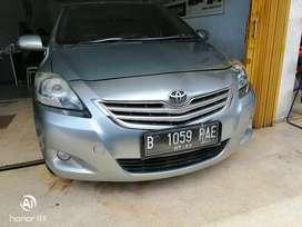 Toyota all new vios G automatik 2012 dp 15jt angsuran 3.3jt an 4thn