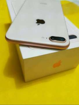 iPhone 8 Plus (64gb) Gold Mulus No Minus