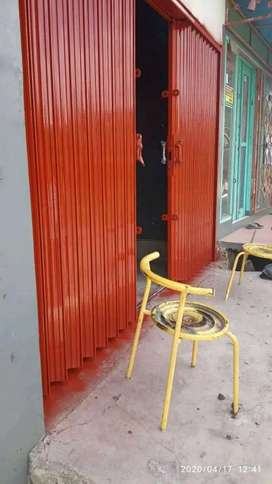 PINTU FOLLDING GATE
