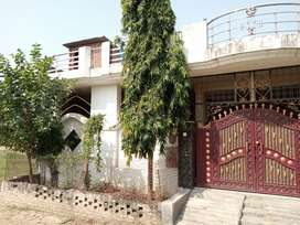 Well furnished  house in suprier society