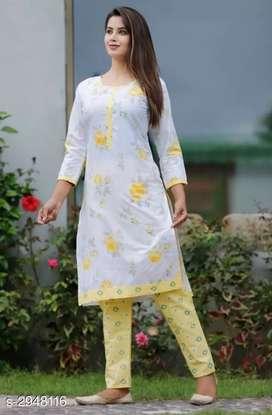 Fahmida Trendy Women's Kurta Sets Vol 7