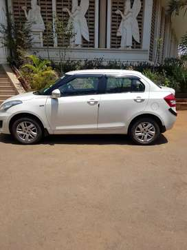 Top End Dzire ZXi - first owner and one man driven