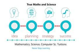 Mathematics, Science, Computer Sc. Tuition Class 5-10