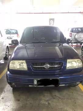 Jual Cepat Suzuki Escudo SE 416 CKD 2005