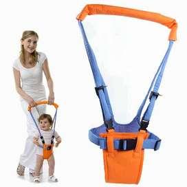 AyooDropship - Alat Latihan Jalan Bayi Baby Moon Walker Assistant Harn