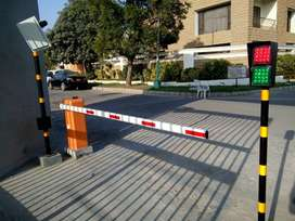 Automatic Barrier- Smart Barrier- Boom Barrier- UHF E-Tag Barrier