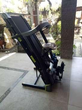 Treadmil treadmill green auto COD BISA