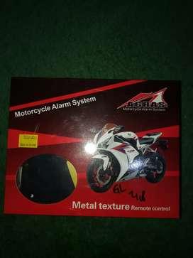 Alarm motor universal bisa untuk semua motor kondisi baru