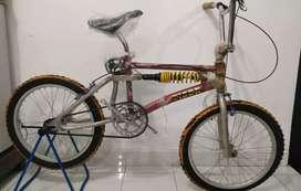 BMX OSBMX TIGER JAPAN TAHUN 1997 NOS