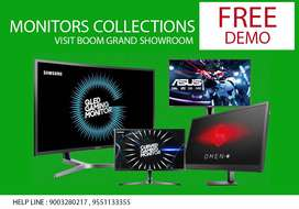 STARTING @ 2200  1 YEAR WARRANTY   100 % TESTED ALL KIND OF MONITOR  