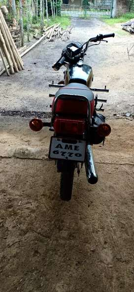 YAMAHA RX100. Tiptop condition.