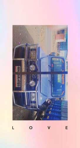 Force Motors Trax Cruiser 2014 Diesel 95000 Km Driven