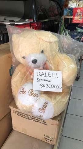Teddy bear jumbo