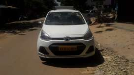 Hyundai Xcent 2019 CNG & Hybrids Good Condition