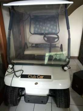 Mobil golf clubcar