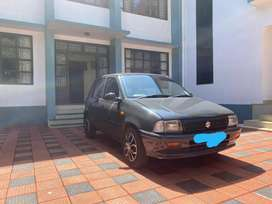 Maruti Suzuki Zen 2003 Diesel 85000 Km Driven