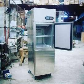 undercounter upright showcase kulkas chiller freezer workbench