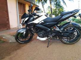 Well maintained pulsar NS 200