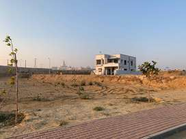 Prime Location Plots 250sq-yds No 35% Extra Charges Precinct-16