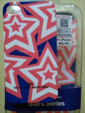 Casing Star Iphone 4G/4S