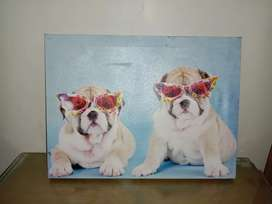 Buddy dogs wall hanging for sale in cheap price