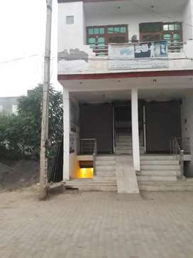 Basement for academy purpose,office or shop Semifurnished  with cabin