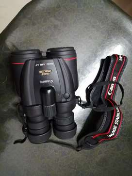 Cannon image stabilizer binoculars 10*42