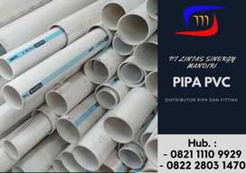 Pipa PVC Berbagai Merk Murah