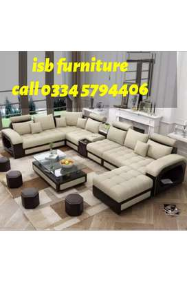New ten seat U shape sofa maker