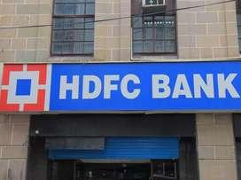 Urgent hiring in hdfc bank in jain nagar meerut
