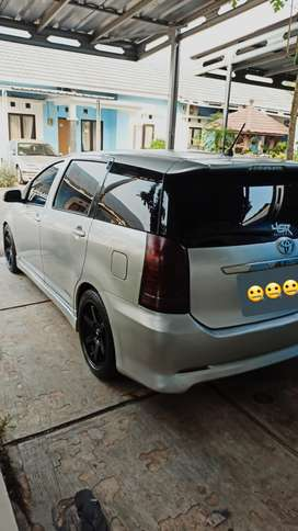 Toyota Wish 2008 Bensin