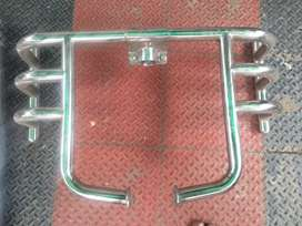 Crash guard stainless steel royal enfield orginal