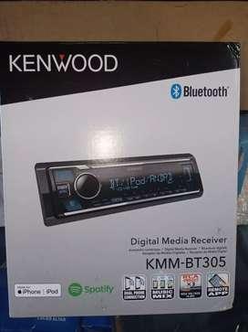 Tape KENWOOD single CD USb harga Murah saja