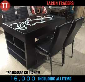 Brand new 4 seater dinning available at