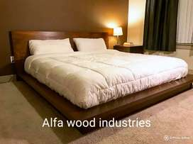 Wooden furniture available