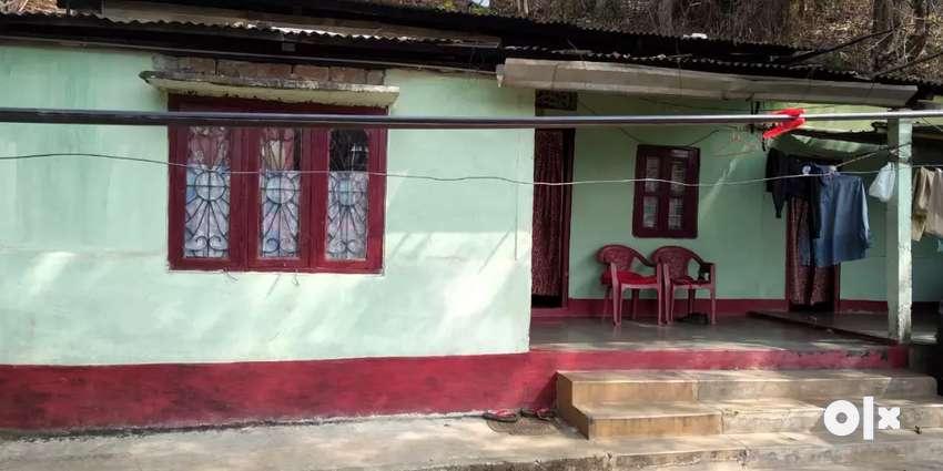 Half Katha  land with house 0