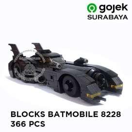 Blocks lego murah Batman Batmobile 366 pcs   Mainan Edukasi Anak