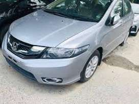 Get your own car Honda City Aspire on easy  monthly installment..