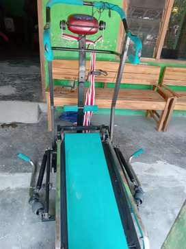 Tradmill manual 5 fungsi