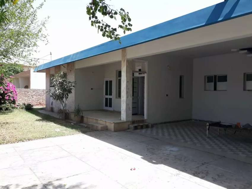 2 Kanal Single Storey House for Rent in Cant 0