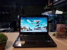 Laptop dell N4010 mulus mantab