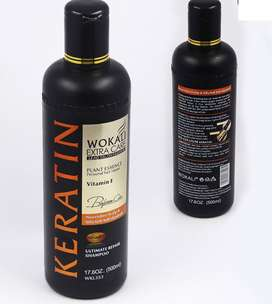 Wokali Extra Care Keratin And Ultimate Repair Shampoo