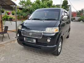 Jual Suzuki APV Tipe L 2005 Nopol Ganjil, Sensor Parkir, Kamera Mundur