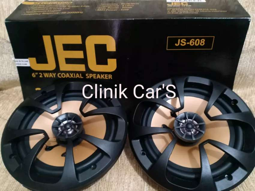 Sound system jec coaxial 2way** 0
