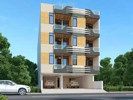 2BHK flat for sale at mansarovar