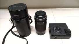 Tele lens RICOH