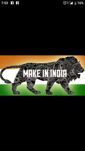 Make in india made in india